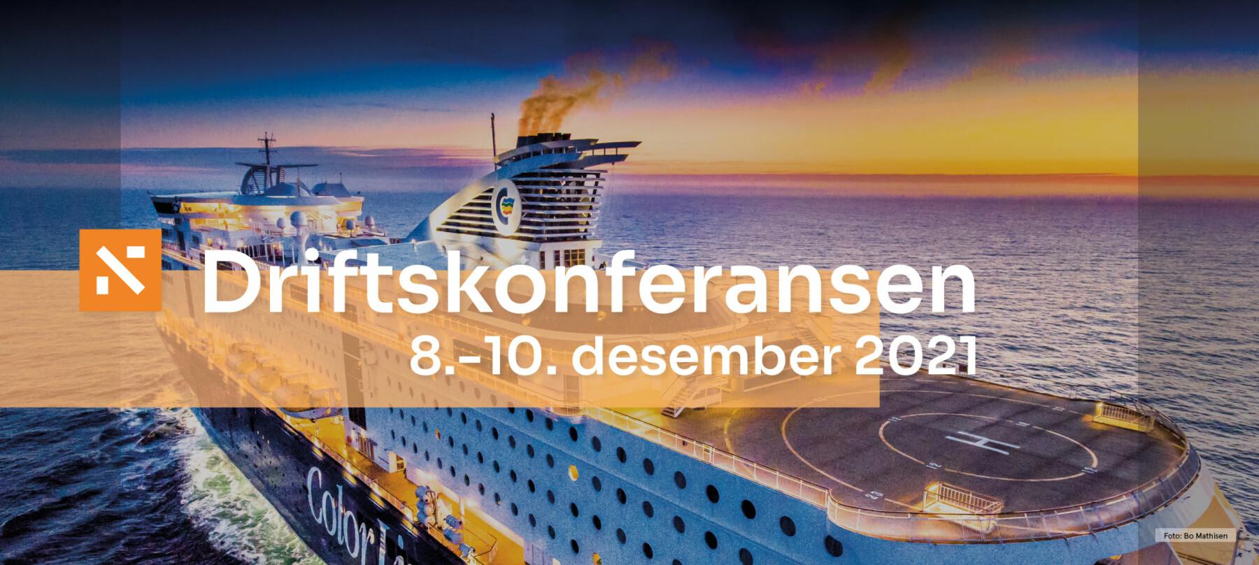 Driftskonferansen8.-10. desember 2021 | Color Magic